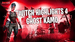 Ghost Kamo | Twitch Highlights #4