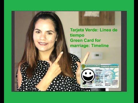 Green Card por matrimonio: Cuánto demora en llegar la Green Card