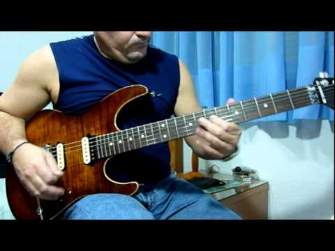 Fran Alonso - Suhr Modern Custom Impro !!!.mpg