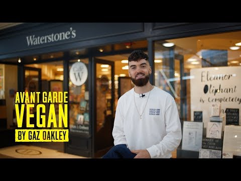 BOOK SIGNING TOUR & HUGE ANNOUNCEMENT | @avantgardevegan by Gaz Oakley thumbnail