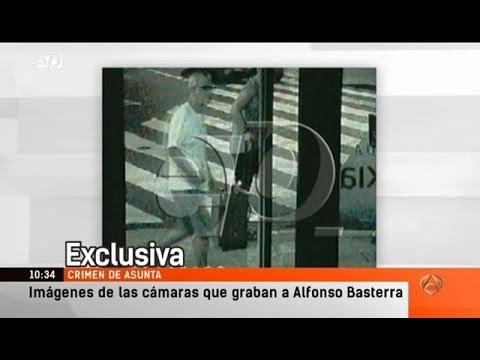 Espejo Público - Alfonso Basterra preparó su coartada delante de unas cámaras de seguridad