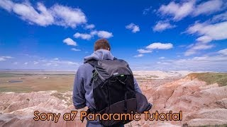 Sony a7 Panoramic Tutorial
