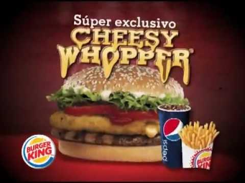 Cheesy Whopper thumbnail