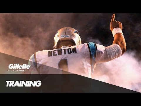 Quarterback Training with George Whitfield Jr | Gillette World Sport