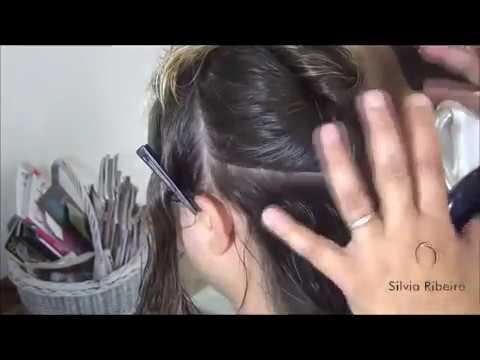 Como modelar e secar os cabelos - Parte 1