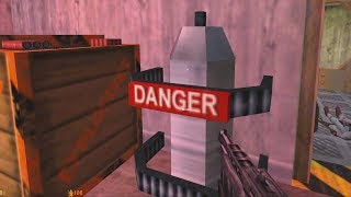 Glitches and Tricks in Half-Life 1