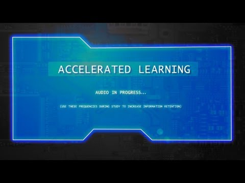 Retain Information During Study | 'accelerated Learning' | Study Focus   Binaural Beats Focus video