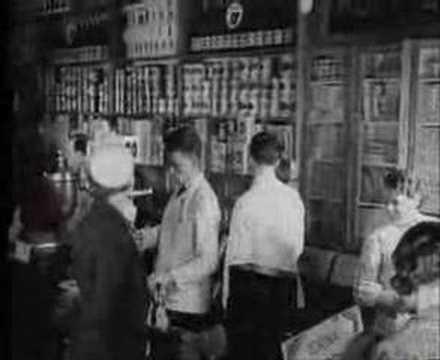 AH reclame uit 1936 (Albert Heijn)