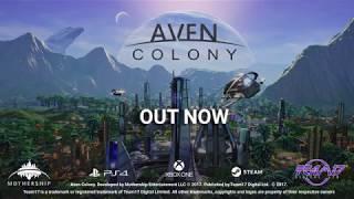 Aven Colony - Content Drop 3 Trailer
