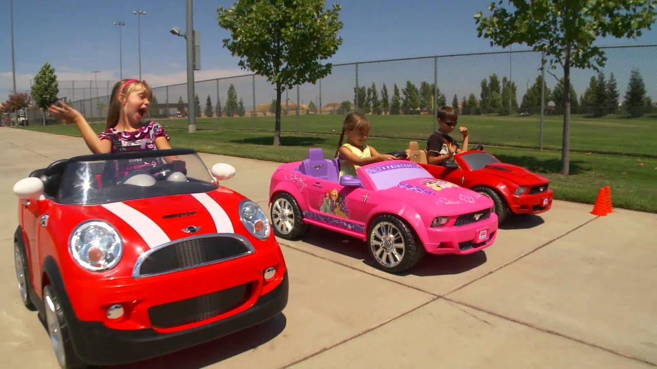 Kid Race Cars Youtube