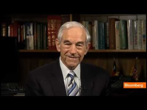 Ron Paul: Currency Devaluation Is `Dangerous' - Bloomberg 2/8/2013