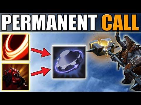 Rearm: Permanent Call + Spin Combo [Infinite Axe + Juggernaut Skill Build] Dota 2 Ability Draft