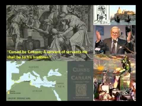 The curse of canaan eustace mullins
