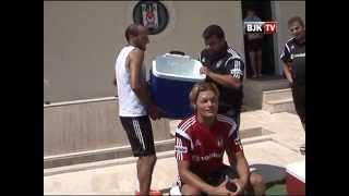 Futbol Takımımız ALS Hastaları İçin Buzlu Su Etkinliğine Katıldı