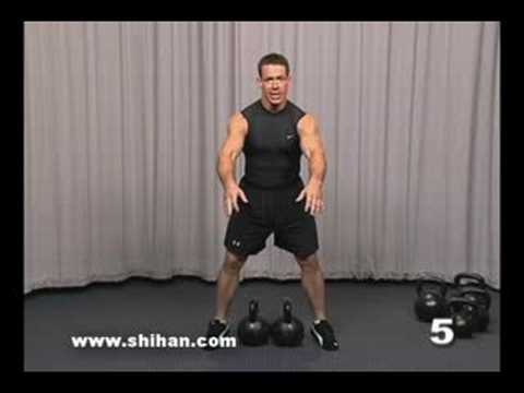 Steve Cotter Kettlebell Swings Instructional Video Image 1