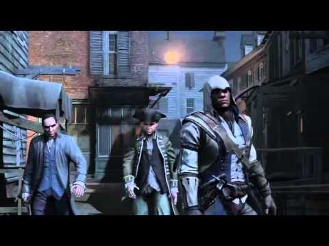 Assassin\'s Creed III - Comercial de TV Legendado (BR)