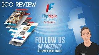 FlipNpik.io | Monetising Social Media for Business