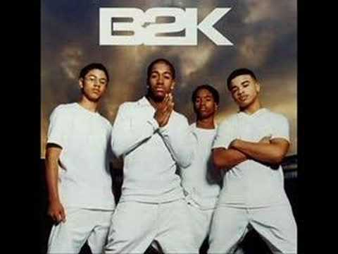B2k - Im Not Finished