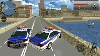 Real Gangster city mobile best android gameplay offline HD - 0012 ហ្គេម