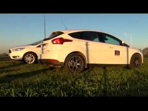 FORD FOCUS SE vs. TITANIUM. TEST AUTO AL DÍA  (4.2 .17)