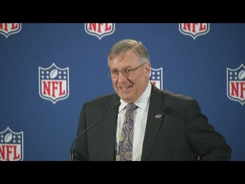 Pegula makes statement after NFL owners accept his bid for Bills