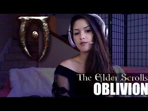 Elder Scrolls OBLIVION: MY FAVORITE GAME EVER!