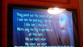 No tears left to cry Ariana Grande lyric vid