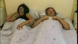 pedos en la cama