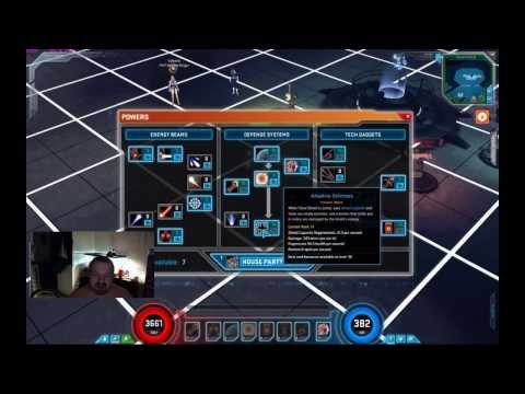 """Marvel Heroes Patch 2.05 Iron Man """"Steel Rain"""" PREFERED build guide with terminal gameplay."""