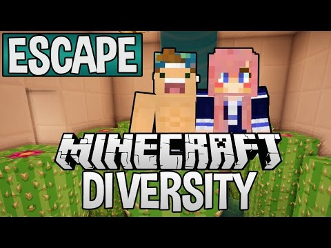 Escape | Diversity Minecraft Adventure Map | Ep. 1 video