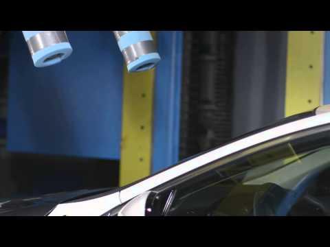 Новый Volvo V40, подушка безопасности для пассажиров