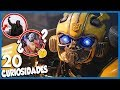 Download Lagu 20 Curiosidades de BUMBLEBEE