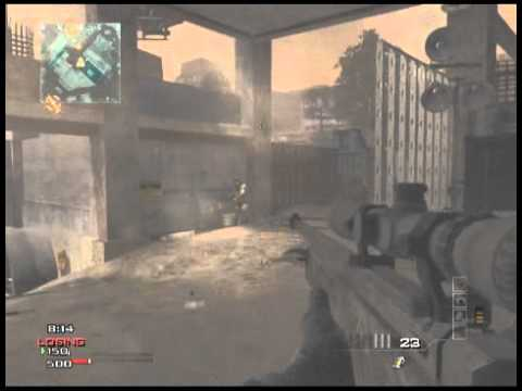 MW3 The Real Vet and The Noob