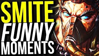 HOW TO 100% WIN EVERY JOUST MATCH! - SMITE FUNNY MOMENTS