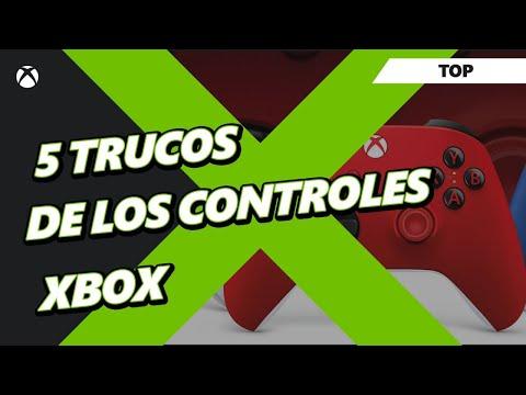 Trucos que seguramente no conocías de tu control de Xbox