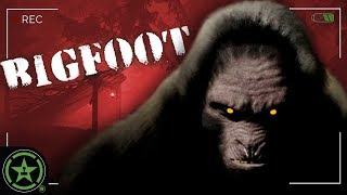 The Forest Fights Us Back - Bigfoot