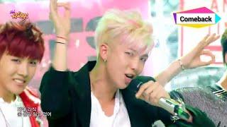 Comeback Stage BTS War of Hormone 20141025
