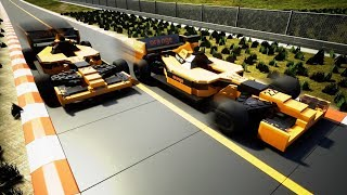 Multiplayer FORMULA 1 RACE, OFF-ROAD RACE and MORE! - Brick Rigs Multiplayer Gameplay