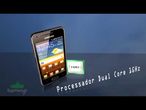 Samsung Galaxy SII Lite - Submarino.com.br