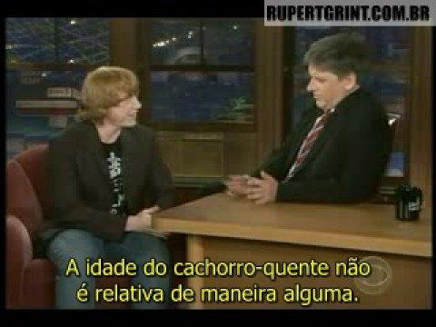 Rupert Grint no Late Late Show  (Legendado)