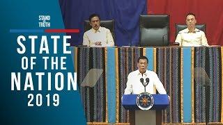 Stand for Truth: July 22, 2019 (Mga naipatupad ng administrasyong Duterte, ibinida sa SONA!)