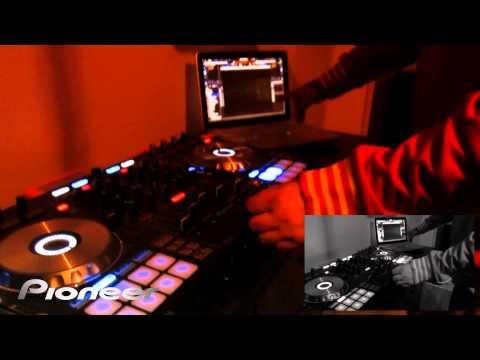 Pioneer DDJ - SX / Serato DJ Controller / With Video SL / Test  / Dj Crowd iphone tv ep 3 ( French )