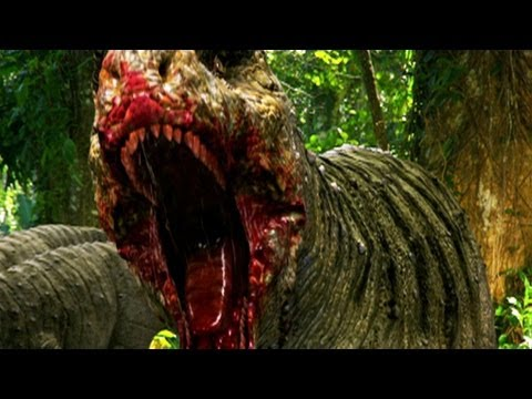 SCARY Dinosaur Roars! Music Videos
