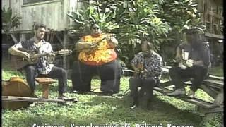 """""""Aloha 'Oe"""" by Kapono, Kamakawiwo'ole, Pahinui, Cazimero"""