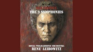 Symphony No 9 In D Minor Op 125 34 Choral 34 Iv Finale Presto Allegro Assai