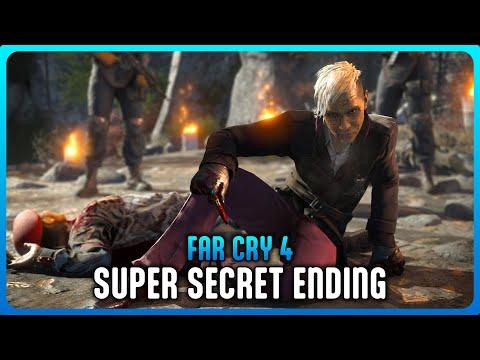 Far Cry 4 Super Secret Ending (Helicopter Crash Site)