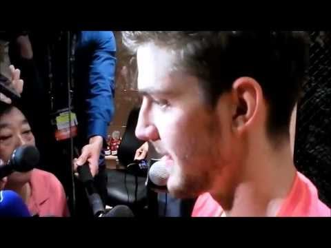 Chandler Parsons after Rockets beat Clippers 98-81