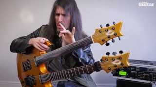 Me And My Guitar interview with Ron 'Bumblefoot' Thal / Vigier DoubleBfoot