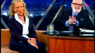 Princess Michael of Kent at Late Night Talk Show - Part 1