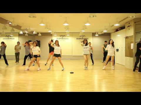 KARA(카라)-맘마미아(Mamma Mia)안무연습 영상(Dance...